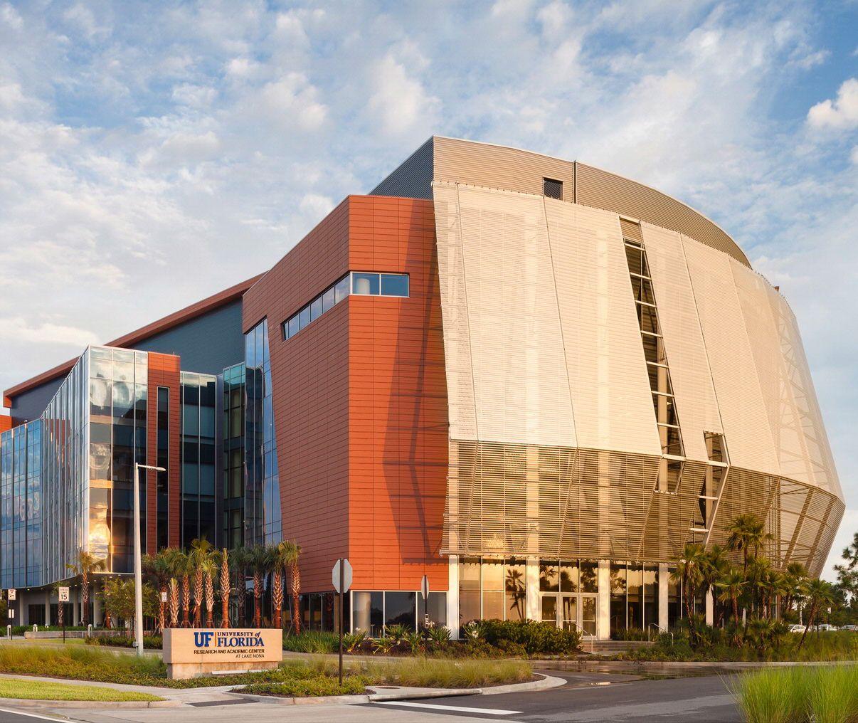 University of Florida Lake Nona Research Center Orlando