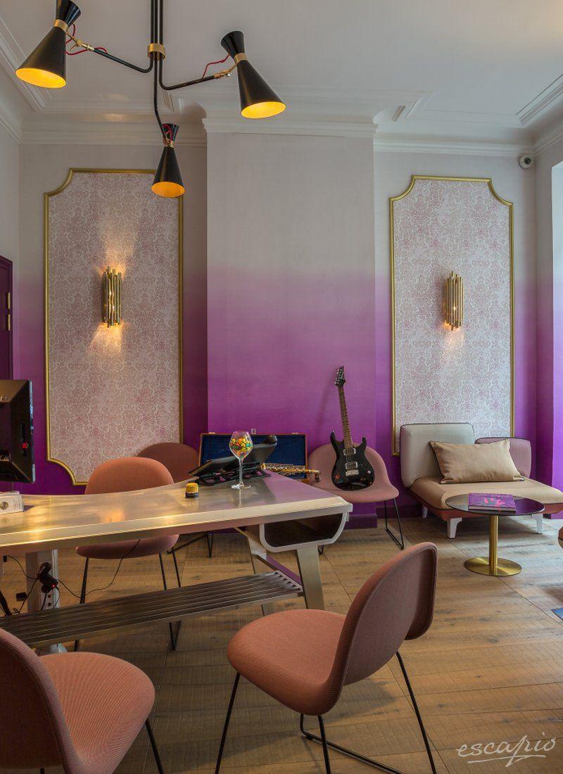 idol hotel by elegancia paris frankreich european travels boutique design hotel paris und. Black Bedroom Furniture Sets. Home Design Ideas