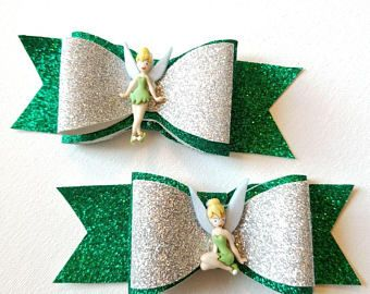 Pixie Bows Tinker Bell Hair