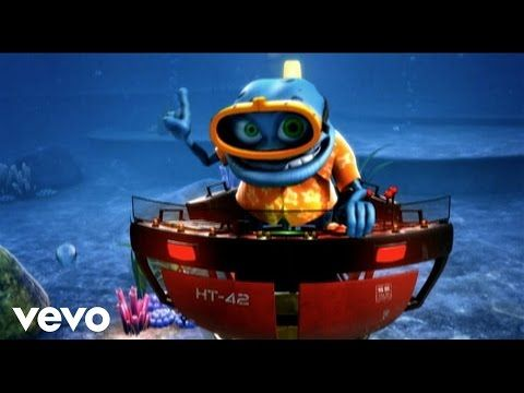 The Crazy Frogs - The Ding Dong Song - New Full Length HD ...