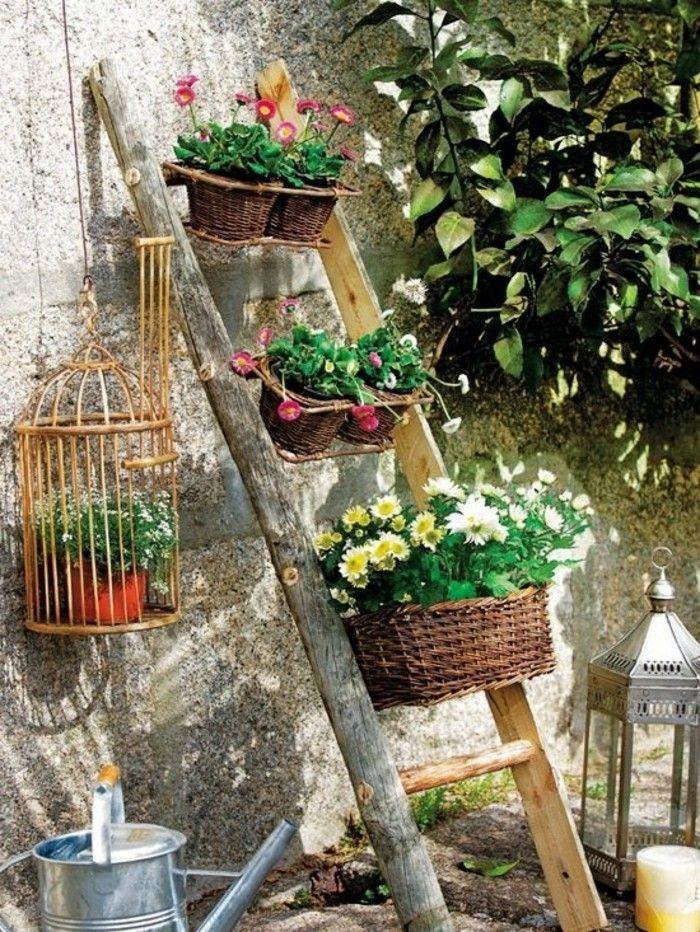 Schon 44 Deko Garten Ideen   Entfalten Sie Den Charme Des Außenbereiches! | Garten  | Pinterest