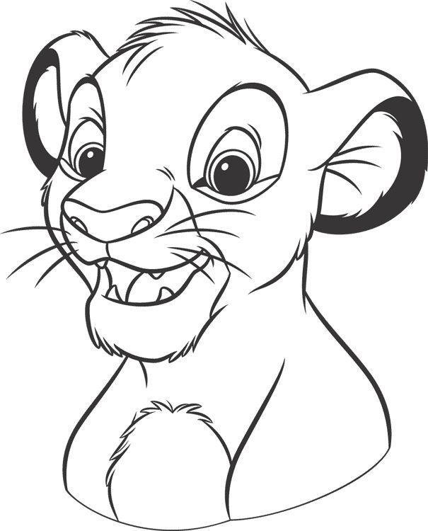 disney mlarbilder fr barn teckningar online till skriv ut n 37 - Online Coloring Disney