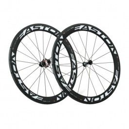"""Juego ruedas Easton EC90 Aero Carbono 26"""" construidas a mano y ajustadas acústicamente en #deporvillage"""