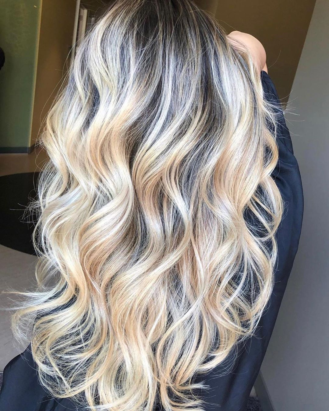 Make Mermaid Look Soft Beach Waves