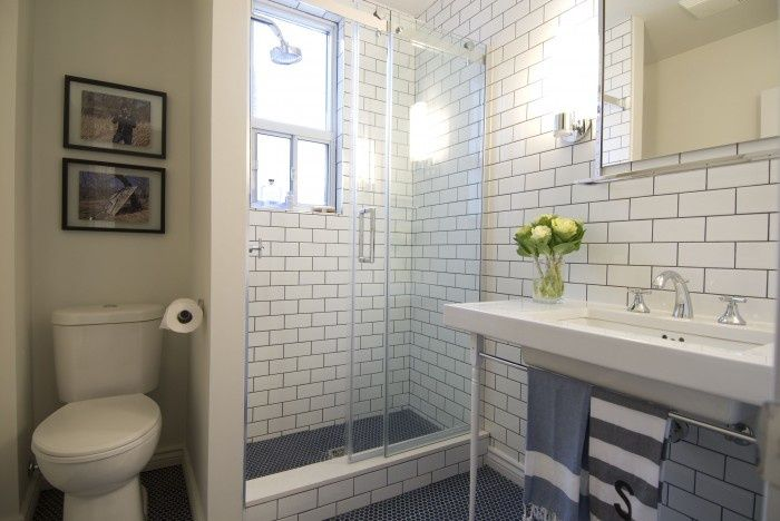 Subway Tile Bathroom Ideas Fresh With Photos Of Subway Tile