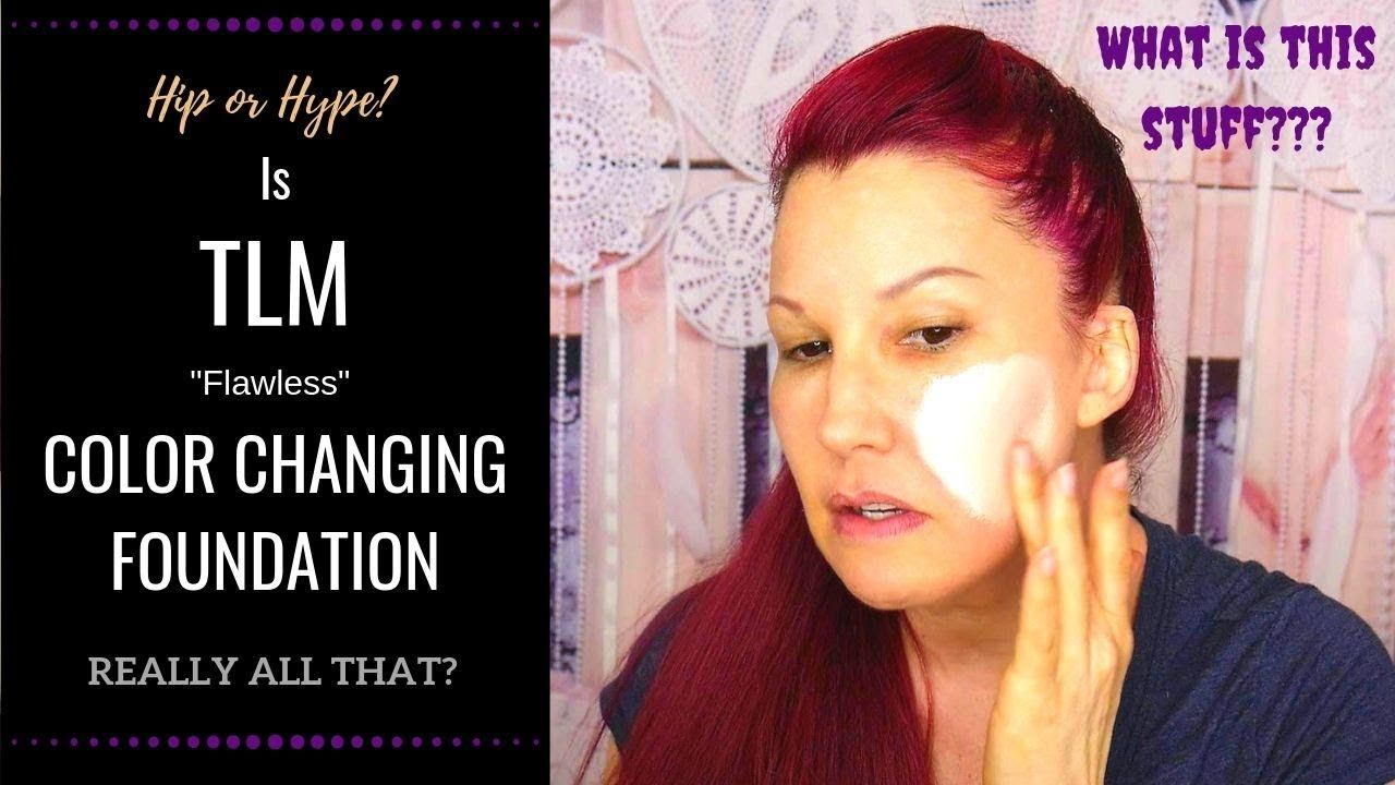 IS THE TLM COLOR CHANGING MAKEUP REALLY ALL THAT? 😬 Fair