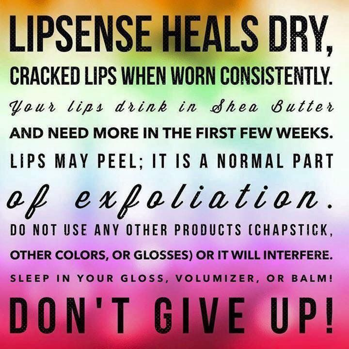 LipSense exfoliation process   Distributor #281638. Check out my Facebook page Enduring Kisses or contact me at EnduringKisses@gmail.com