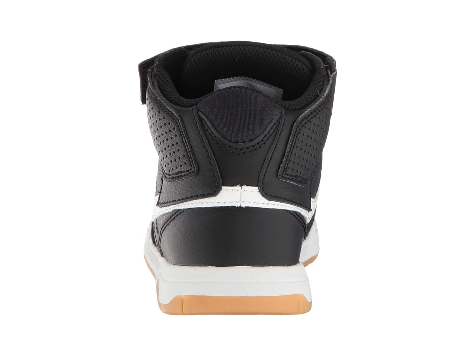 41af48e38417 Nike SB Kids Mogan Mid 2 Jr (Little Kid Big Kid) Boys Shoes Black Summit  White Medium Olive