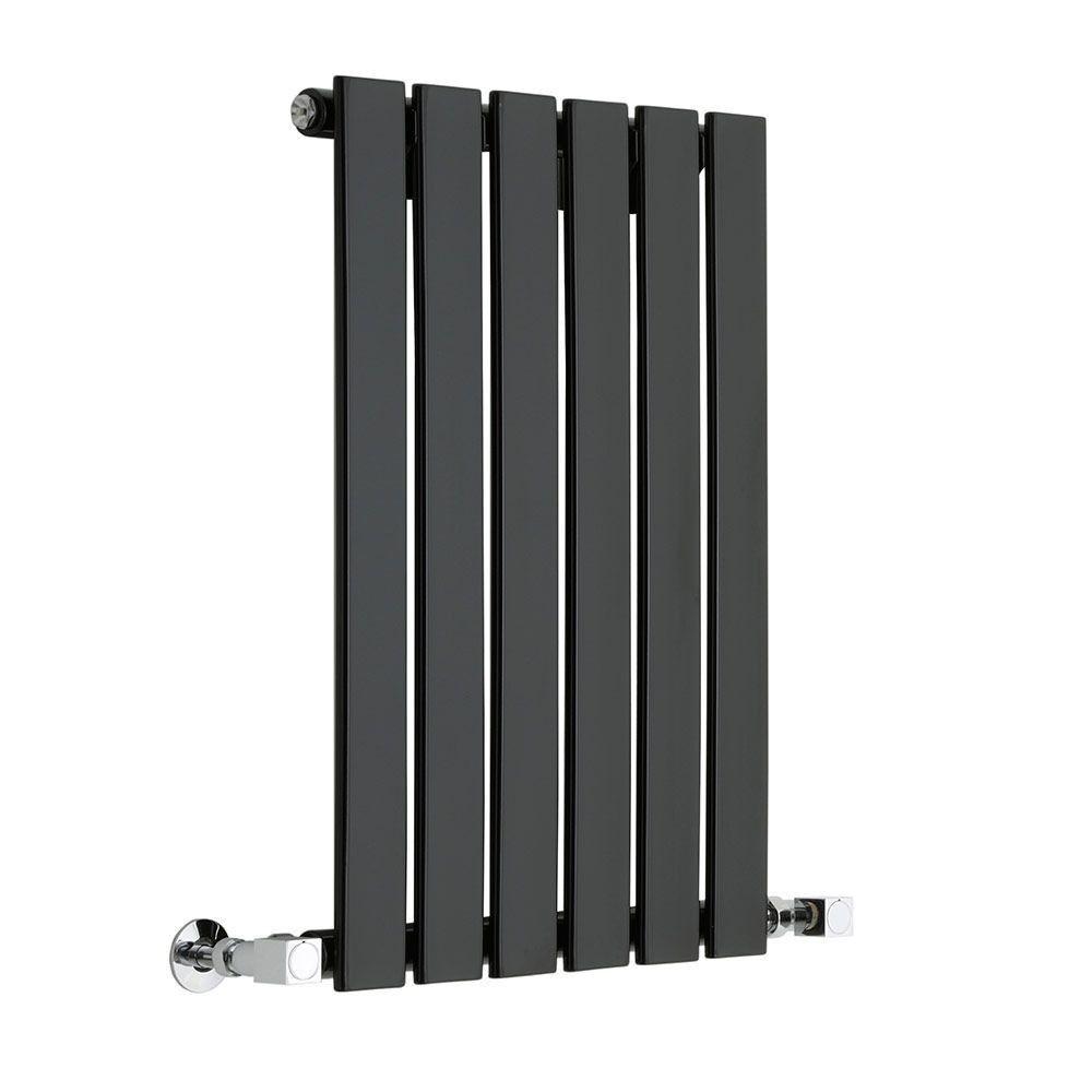 hot sales ea82f ec099 Milano Alpha - Black Horizontal Single Slim Panel Designer ...