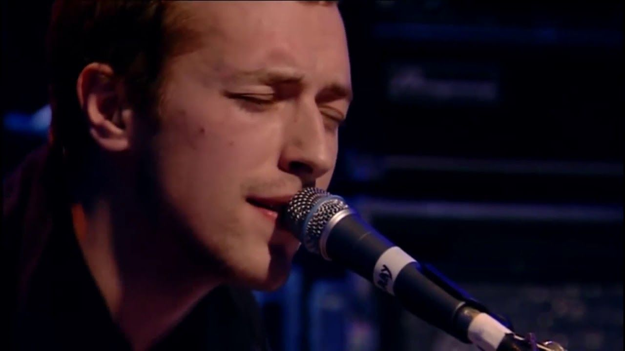 Coldplay - Trouble (New Year's Eve - Jools Holland, 2000 ...