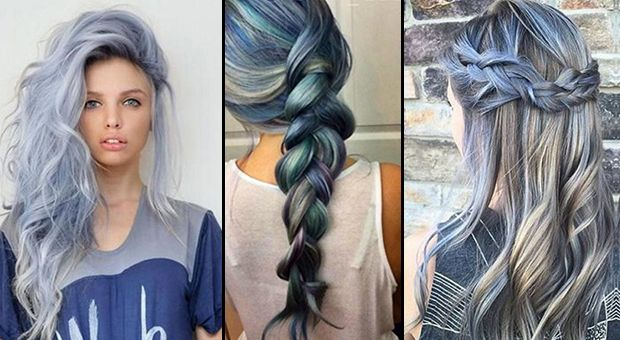 2018 Hairstyle For Dark Hair Color: Hairstyle Trends 2017, 2018, 2019: How To Get The Hot Hair