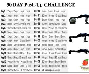 Men's Fitness: 30 Day Abs and Squats Challenge | body for