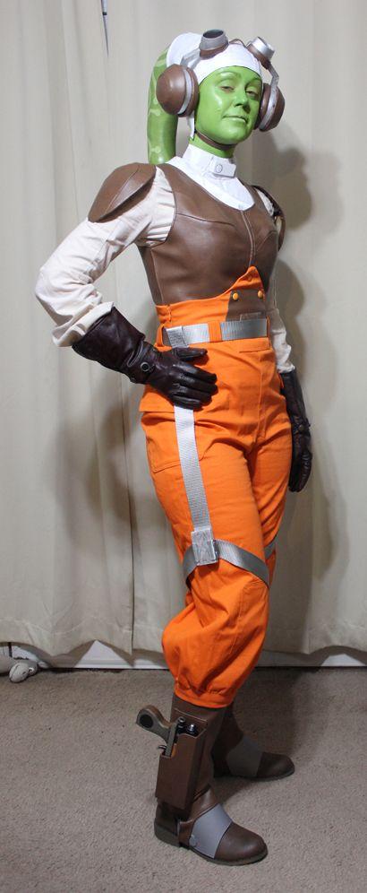 Rebel Legion :: Viewing costume :: Hera Syndulla