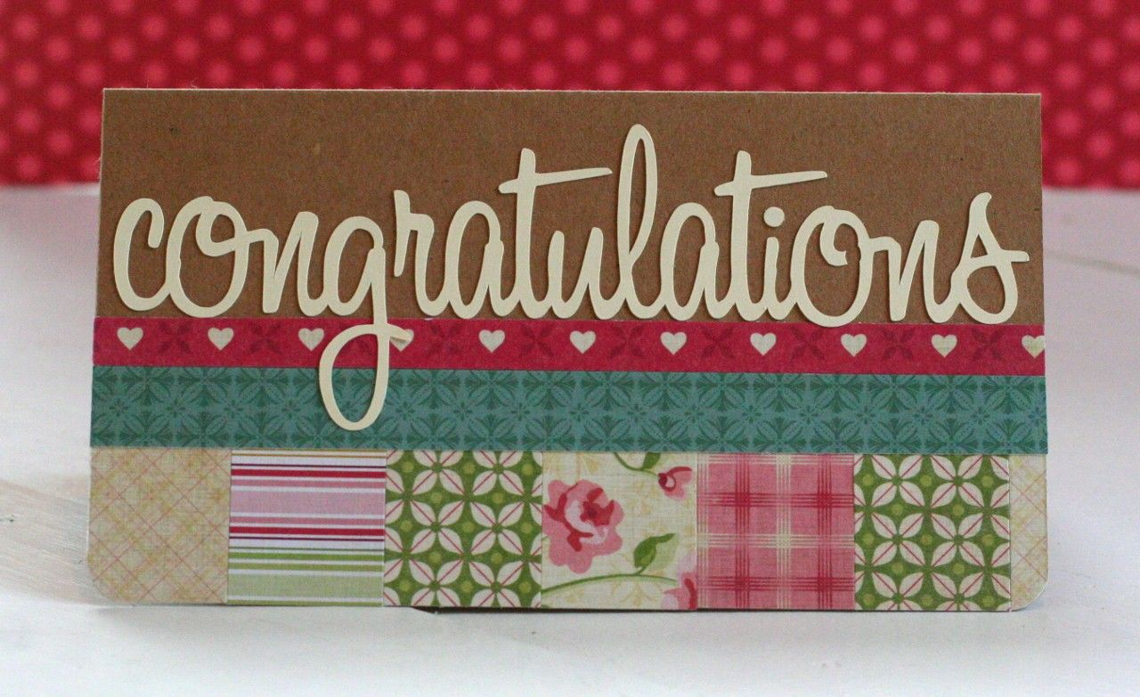 I love making cards! In the 13.5 years I've been scrapbooking, I'm made hundreds of cards. Here are some of my favorites! Click the first im...