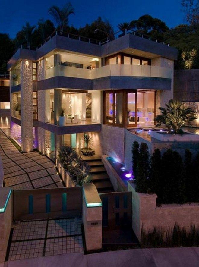 Inside Celebrity Homes Bill Gates Mansion Tour House Styles Mansions Luxury Inside Celebrity Homes