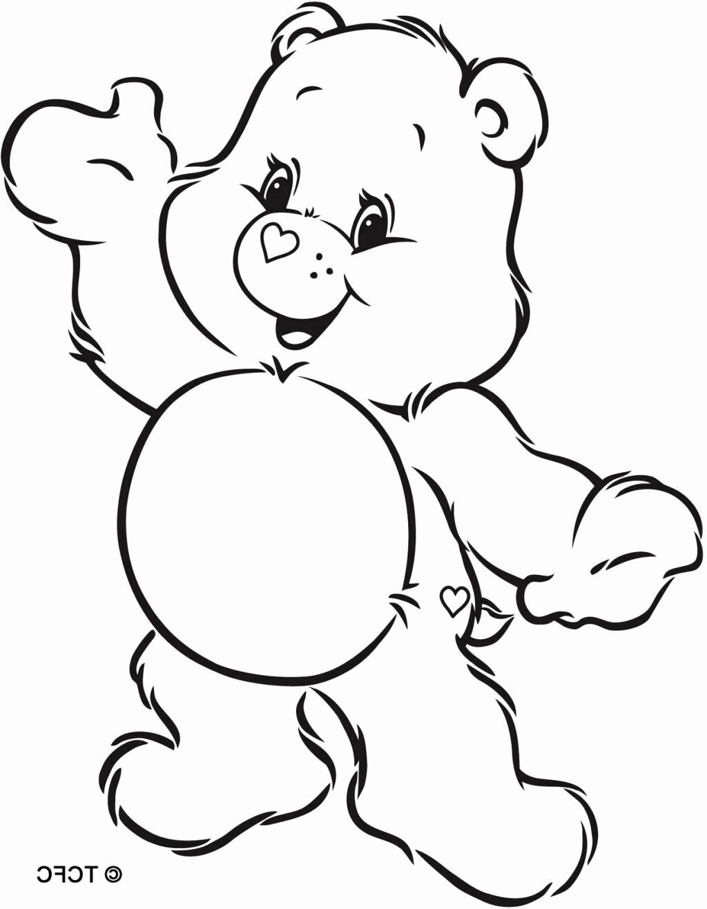 Bear Coloring Pages For Kids Beautiful Que Care Bears Coloring Pages Waggapoultryub Bear Coloring Pages Teddy Bear Coloring Pages Animal Coloring Pages