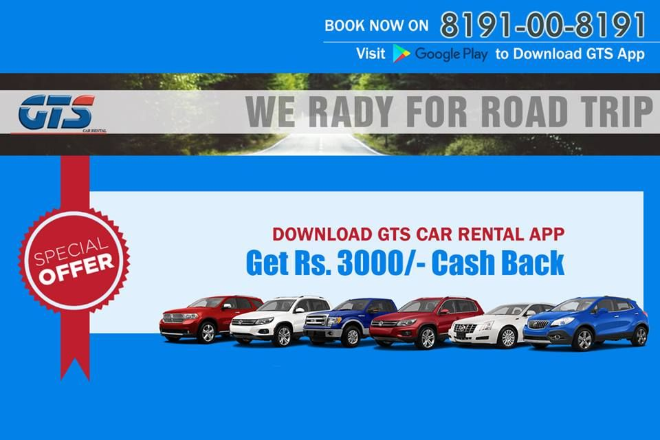 Book a cab from GTS cabs like airport taxi, radio taxi, and car hire