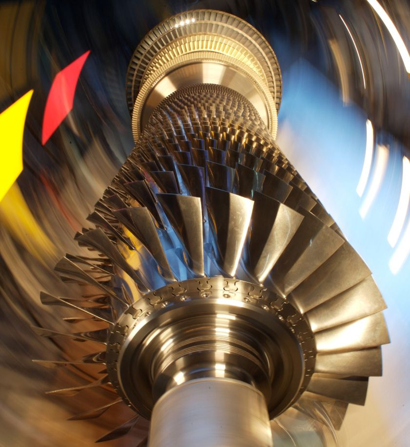 gas turbine power plant pdf book