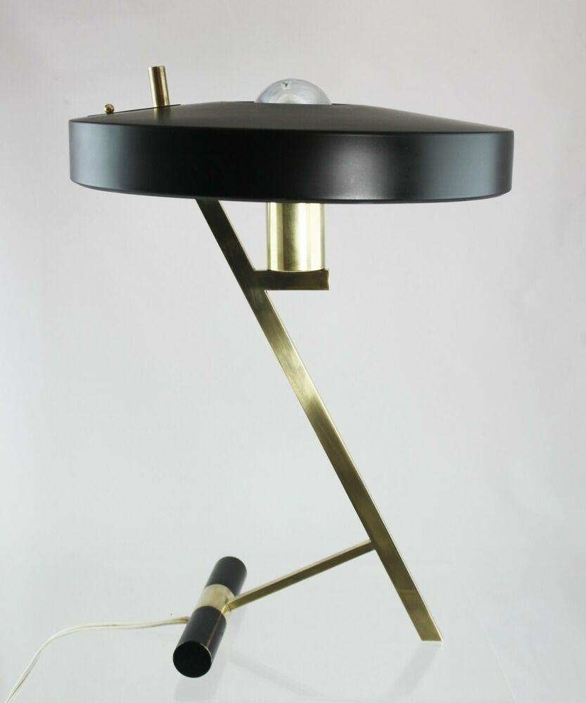 Christiaan Louis Kalff Philips Z Lampe 50er Jahre Tischlampe Table Lamp Lampen Kaufen Tischlampen Lampe