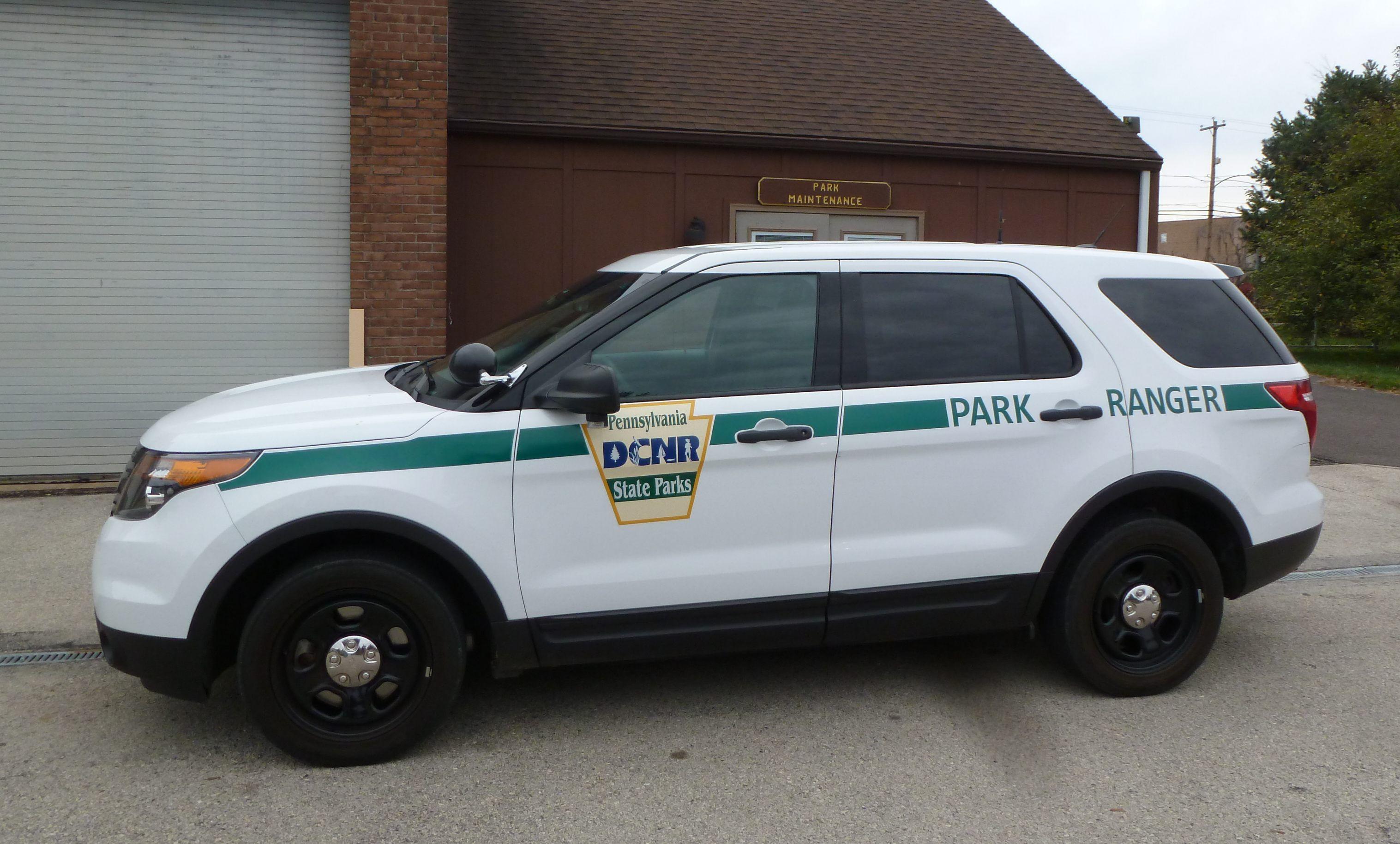 Pennsylvania Pennsylvania State Park Ranger Ford Police