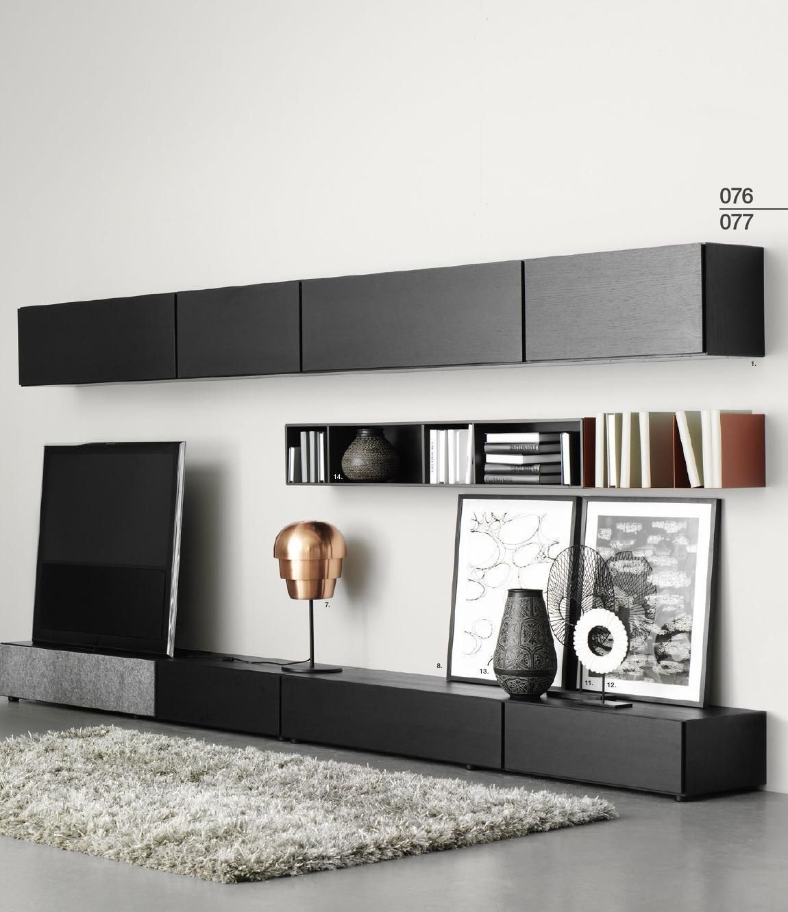 boconcept 2015 biblioth ques tag res rangement murales buffet pinterest salon. Black Bedroom Furniture Sets. Home Design Ideas