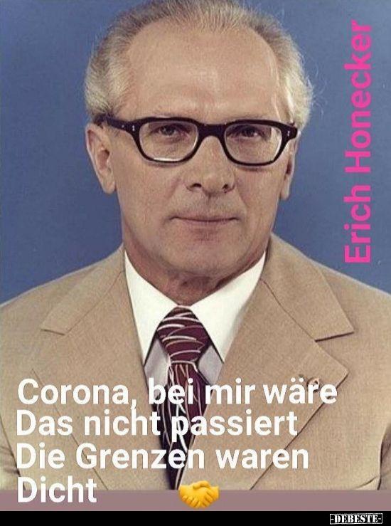 Photo of Corona wäre mir nicht passiert Die Grenzen waren .. | Lustige Bilder, Spiele …