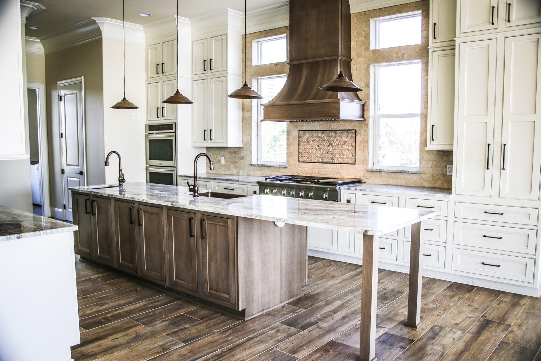 Natural Wood 30a Florida Ckd Kitchen Designer Design Big Island Double Sink White Dark Decor Cabinets Co Kitchen Design Studio Kitchen Kitchen