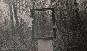 Gloomy portraits by Slevin Aaron