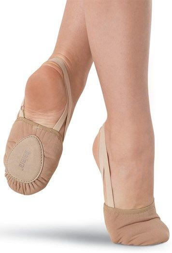 Balera Dance Shoe Half-Sole Turner Mesh