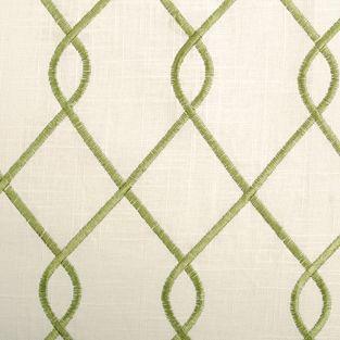 73023-279 JUNGLE GREEN Suburban Fabric 73023-279 Alfred Shaheen Indoor Drapery Fabric