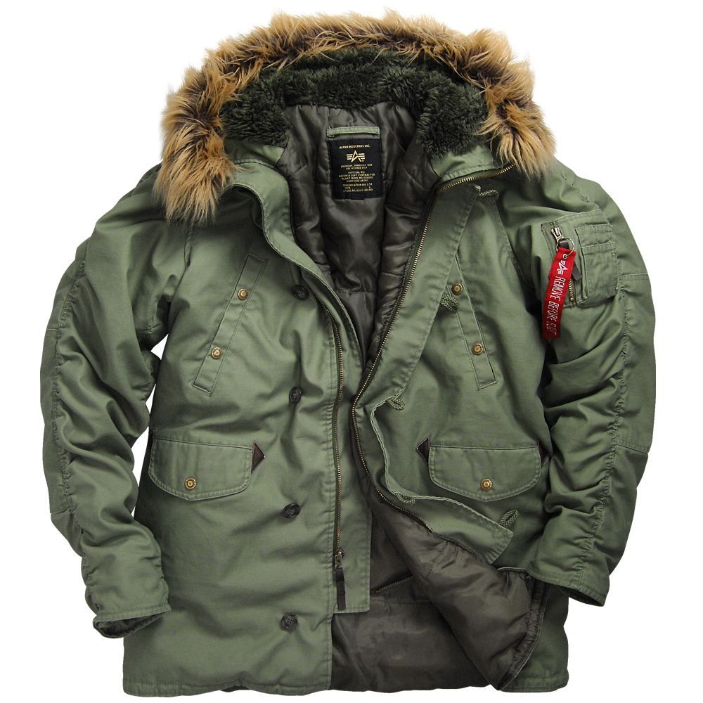 Sierra primaloft parka w | Mens flight jacket, Jackets