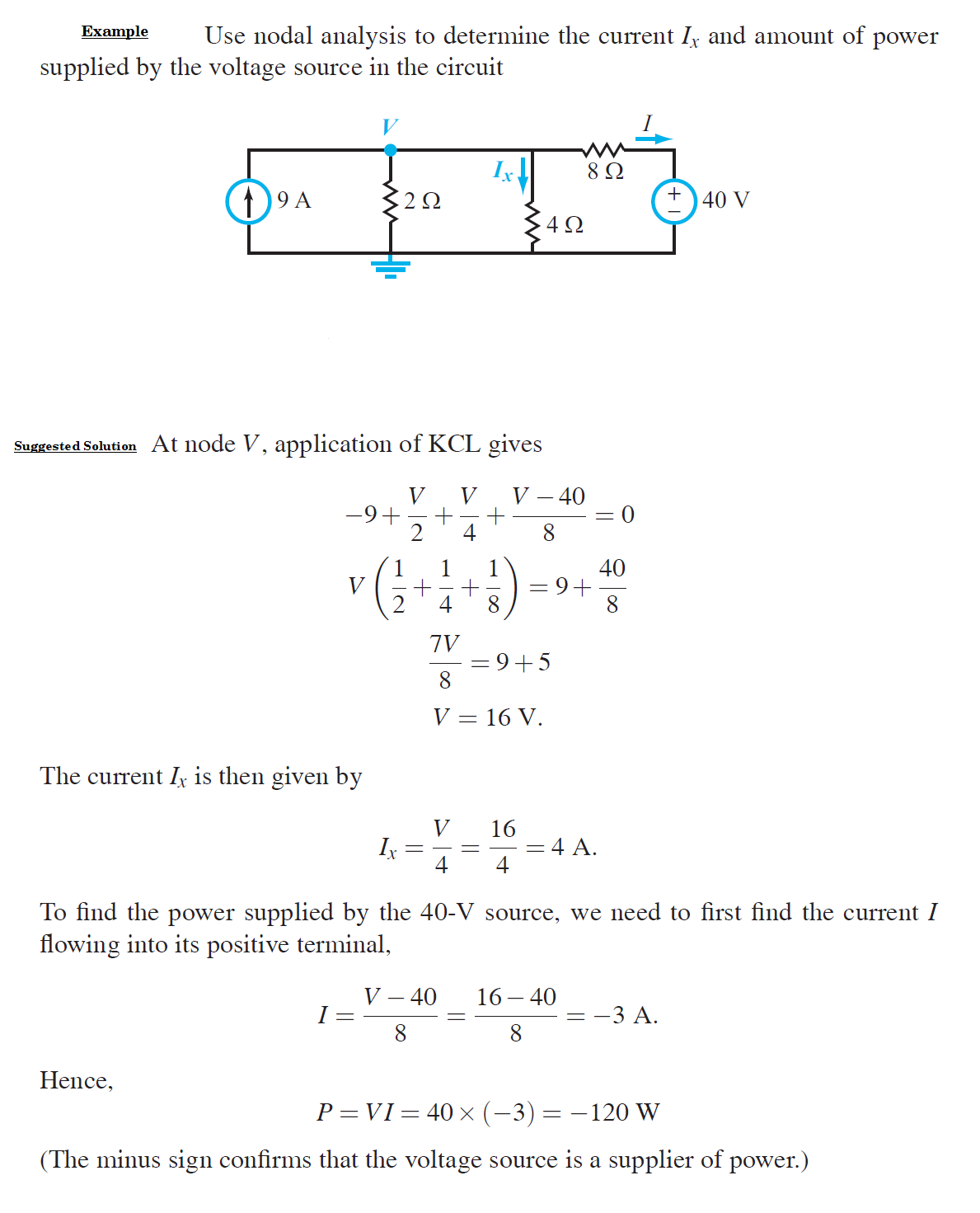 Electrical And Electronic Engineering Forum Circuit Analysis