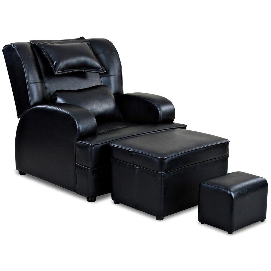 """Pallas"" Massage Sofa, angle"