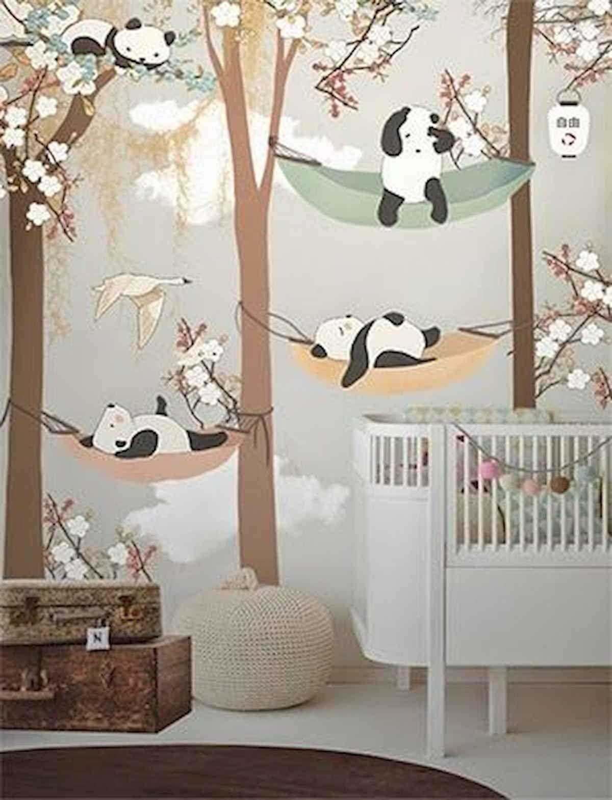 40 Adorable Nursery Room Ideas For Baby Boy Nursery Room 40