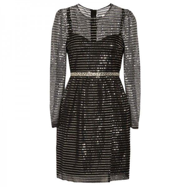 Marc-Jacobs-Embellished-Dress