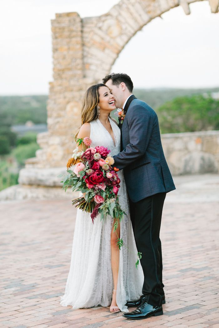 Colorful European Style For A Chic Modern Wedding Weddingideas Dress And Creative Inspiration