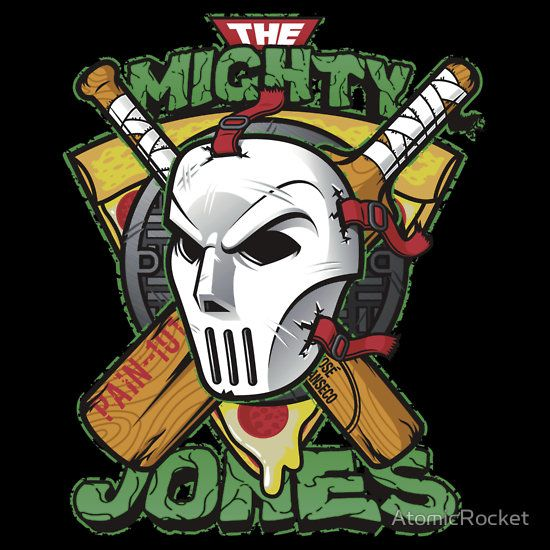 Casey Jones is the man. Oh yes, you will be mine.