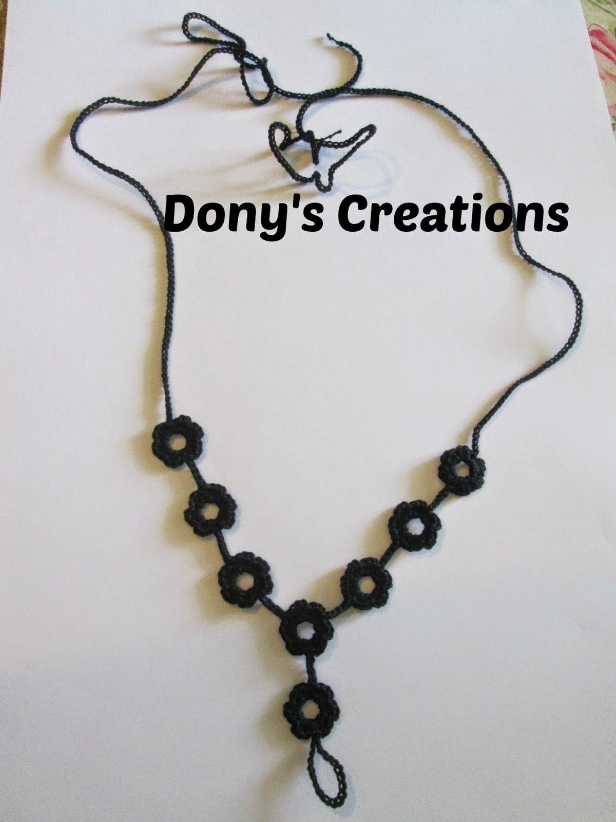 Creaciones de Dony por Donatella Saralli: Patrones Gratis ...