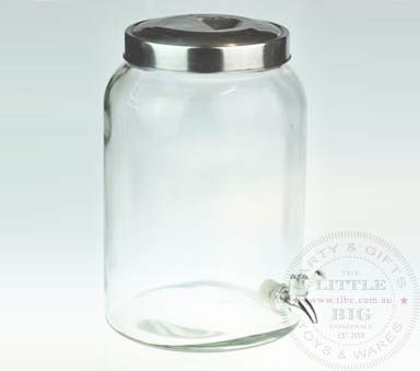 Mason Jar Drink Dispenser 8l Mason Jar Drink Dispenser Drink Dispenser Glass Beverage Dispenser