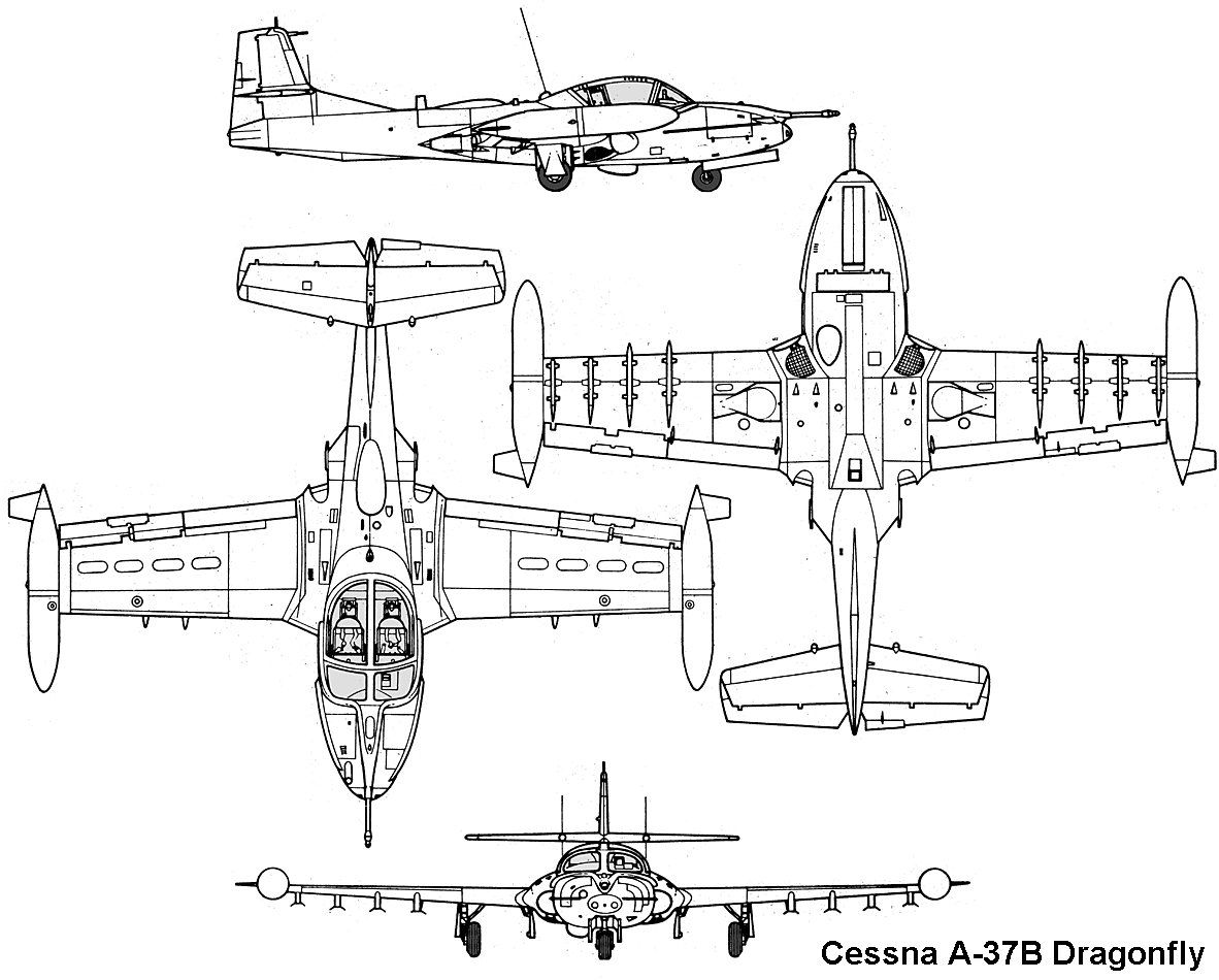 A 37 Dragonfly