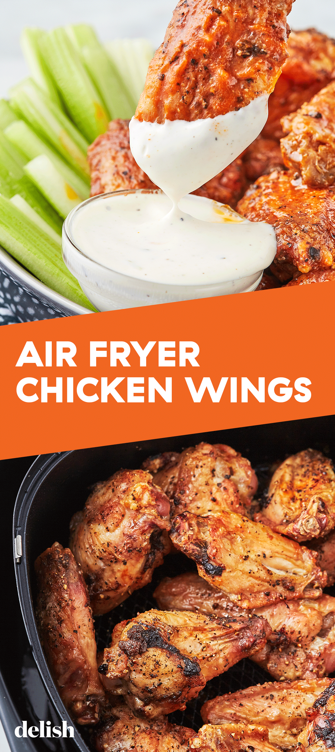 Air Fryer Chicken Wings images