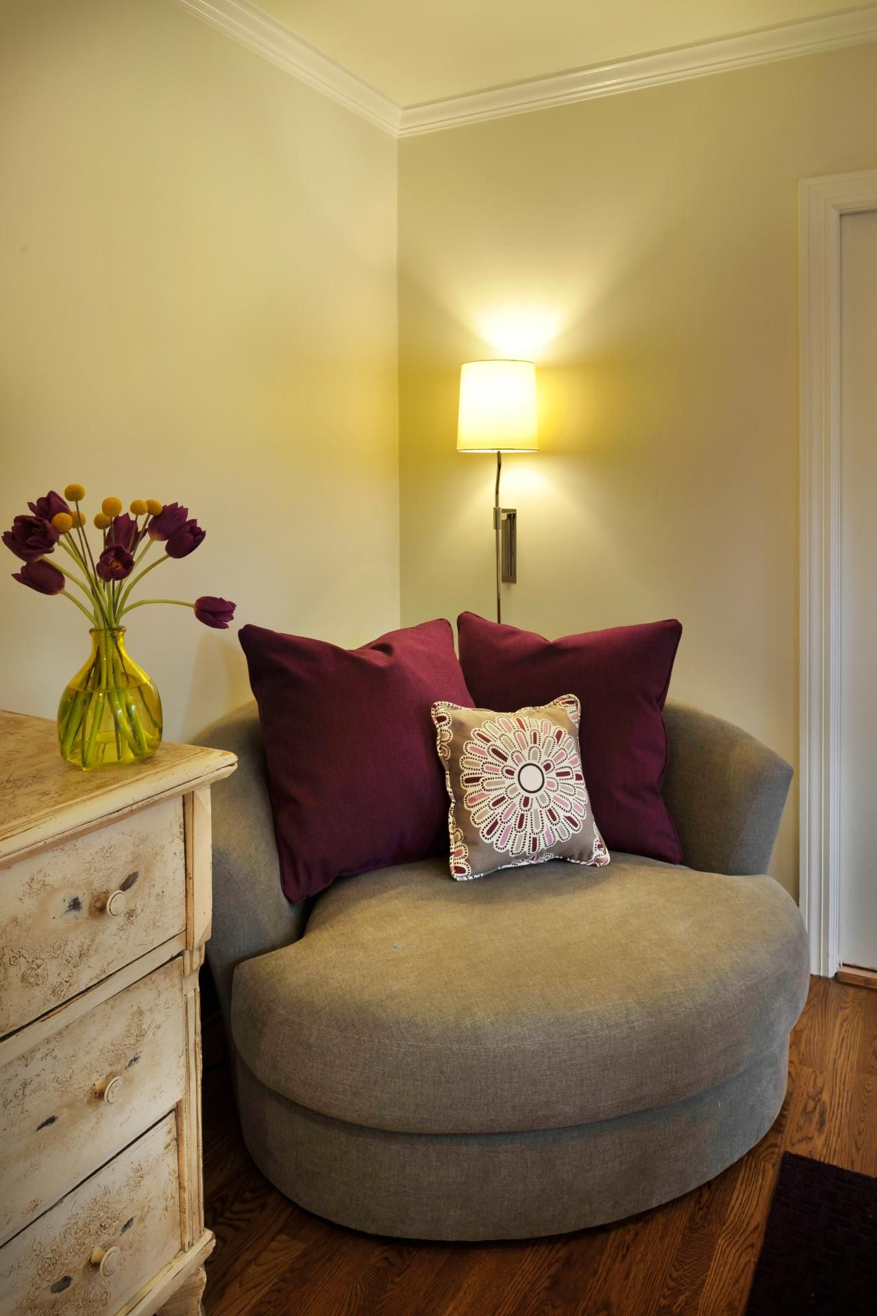 small couch for bedroom on comfortable transitional reading nook small couch in bedroom plum bedroom bedroom couch pinterest