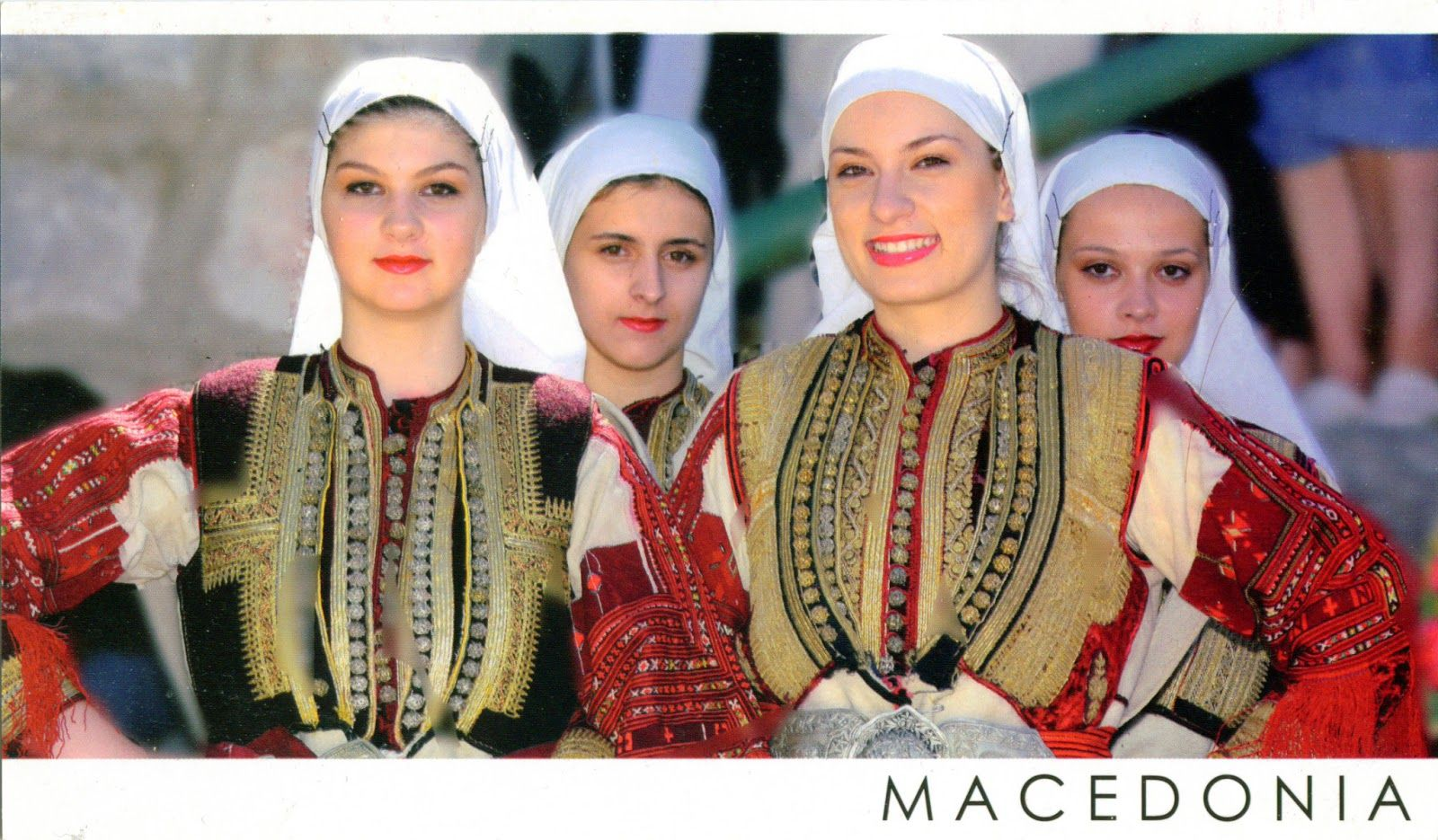 Macedonian folkloric