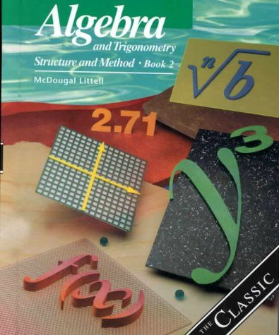 Algebra and trigonometry structure and method book 2 cars algebra and trigonometry structure and method book 2 fandeluxe Choice Image