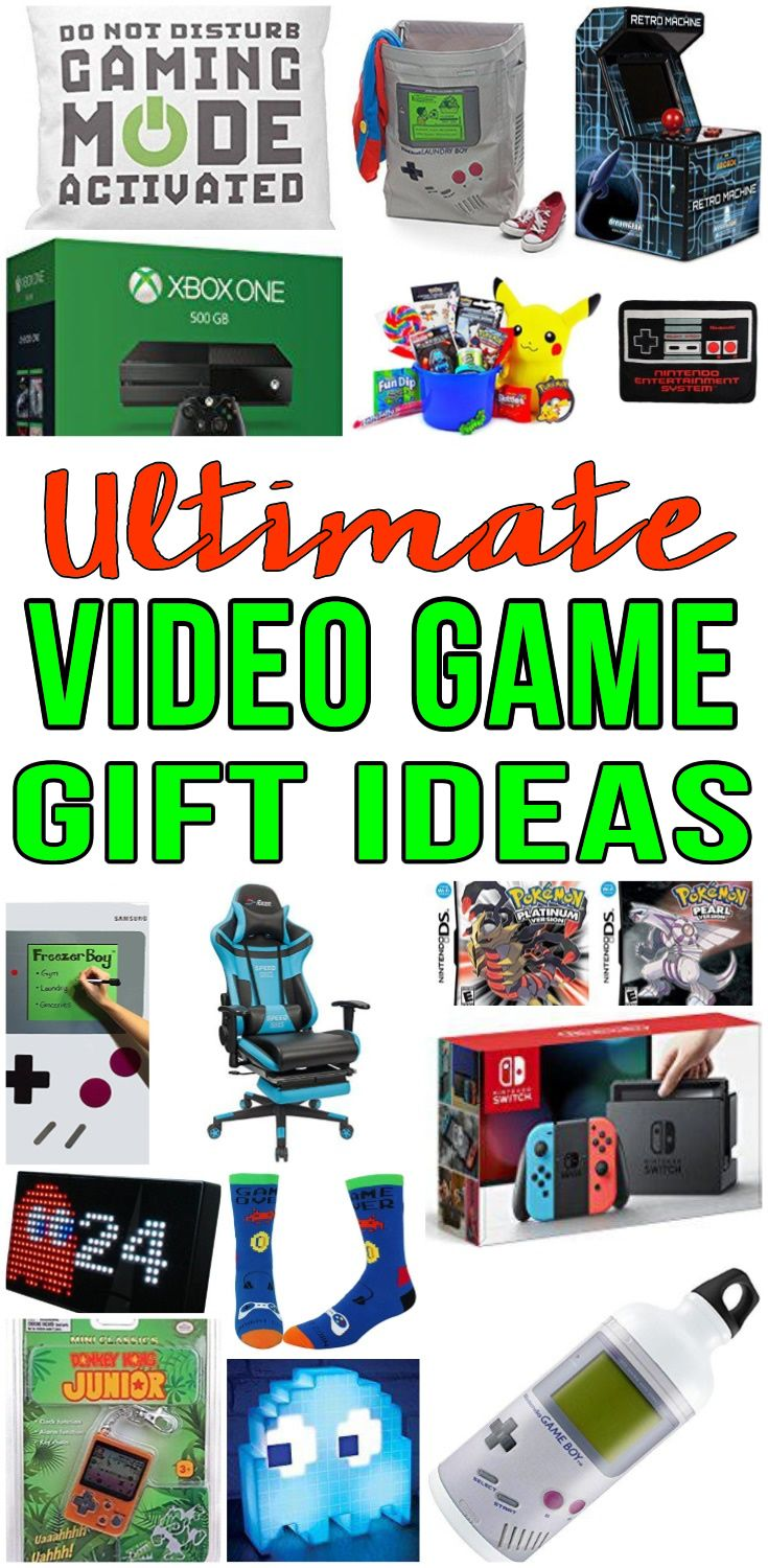 Gamer gifts for christmas