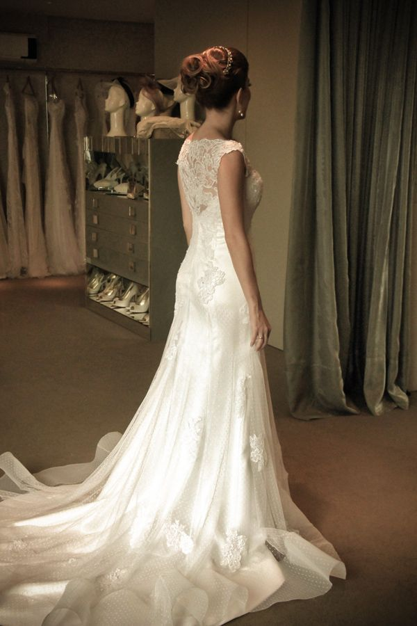 fabiana-fernandes-2 | Casório | Vestido de noiva, Noivado ...