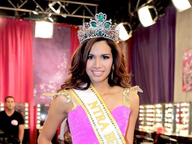 Marisela Demontecristo es la ganadora de Nuestra Belleza ...