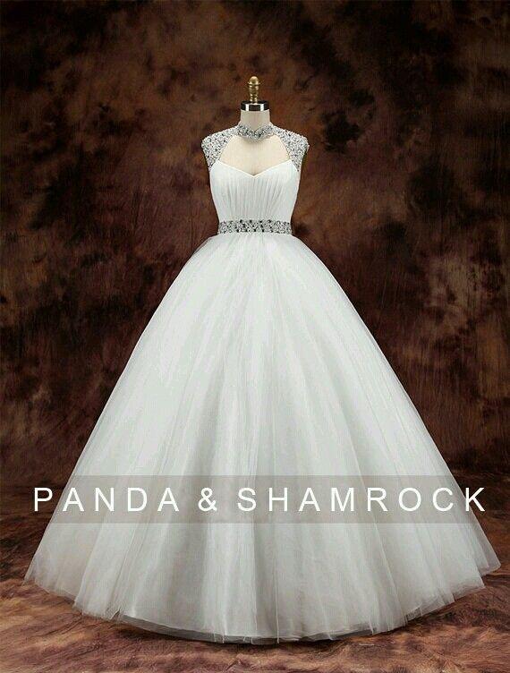 Custom Made Wedding Dresses From Panda Shamrock Amazing
