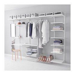 Us Furniture And Home Furnishings Ikea Sovevaerelse Sma Skabe