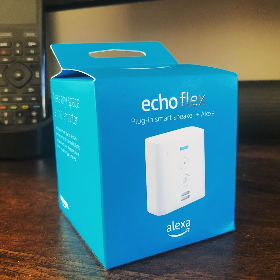 Trying Out The Amazon Echo Flex Will Soon Be Integrated Into